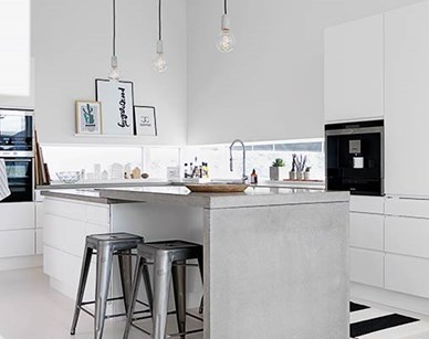 Nordic Inline kitchen